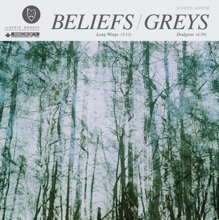 """Beliefs / Greys 7"""""""